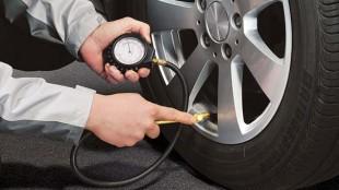 Ciśnienie w oponach samochodowych